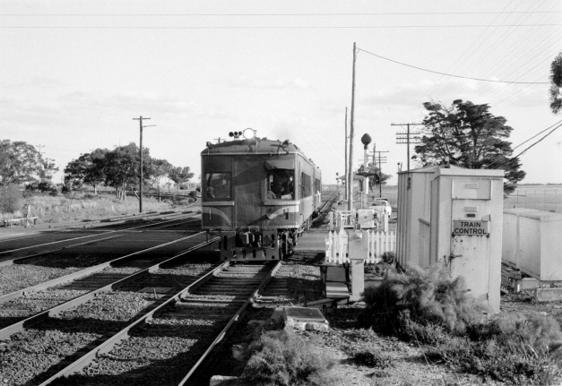55RM arriving at Somerton